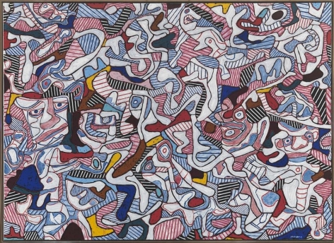 La Marée l'Hourloupe, 1963