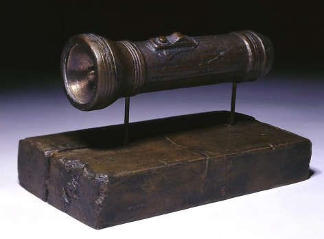 Flashlight, 1960 Bronze