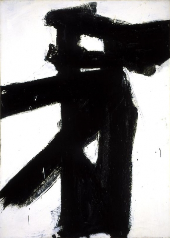 Untitled, 1955 Oil on canvas