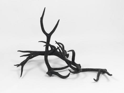 Untitled (Four Black Elk), 2010