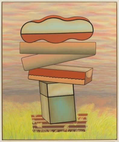 Stasinger, Balances, 1974
