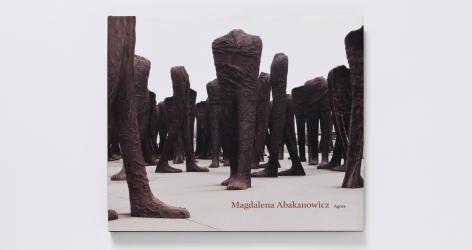 magdalena abakanowicz agora 2008 catalogue