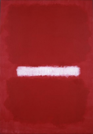 Untitled, 1968 Oil on paper mounted on linen
