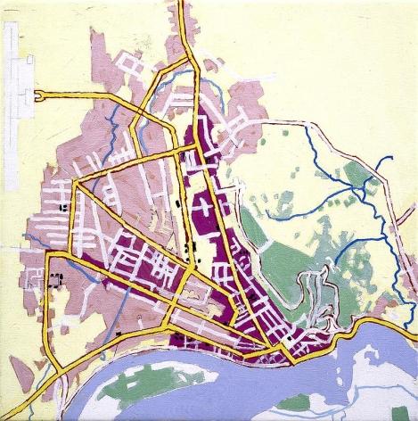 Banqui, Central Africa, 2003