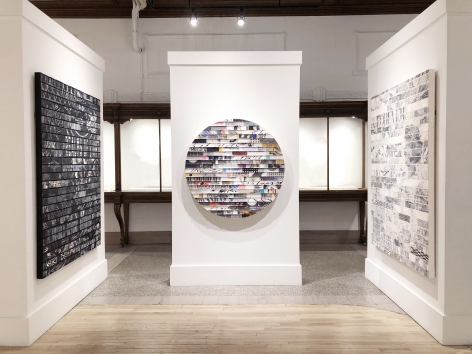 Galerie LeRoyer, James Verbicky