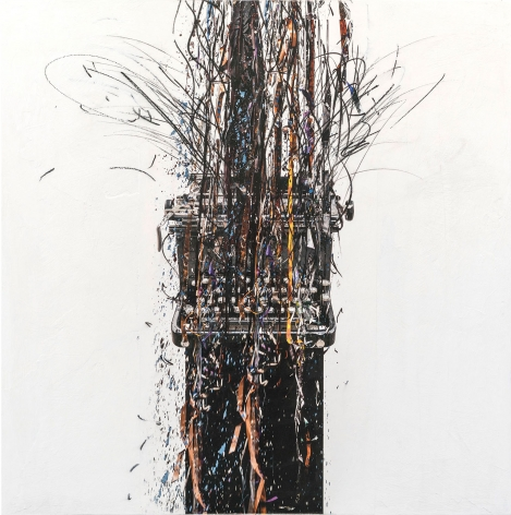 "Andre Petterson ""Rain Dance"" Galerie LeRoyer"