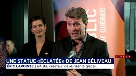 Jean Béliveau comme vous ne l'avez jamais vu