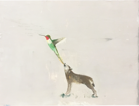 Galerie LeRoyer, Dominique Fortin, Equilibre et Indépendance II
