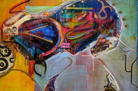 Dominic Besner   Galerie LeRoyer