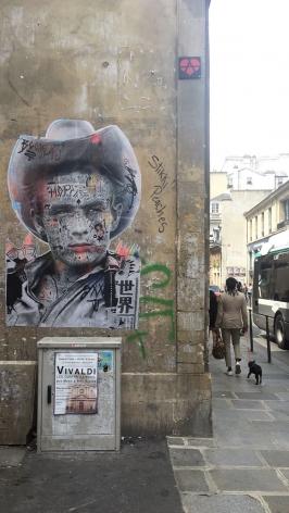 James Dean // Paris 2018