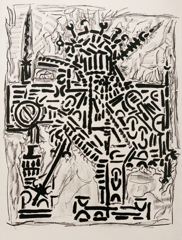 Jean-Paul Riopelle |Galerie LeRoyer