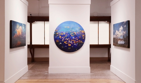 Stev'nn Hall | Galerie LeRoyer