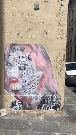 Kate Moss // Paris 2018