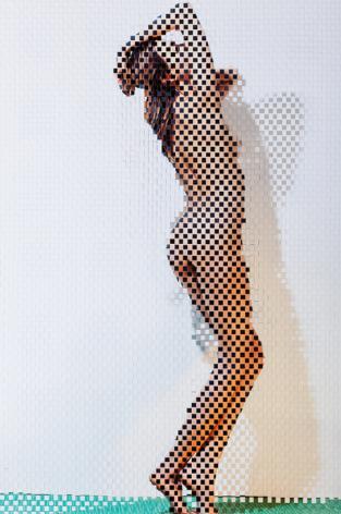 Martin Rondeau, Woven photography, photographie tressée