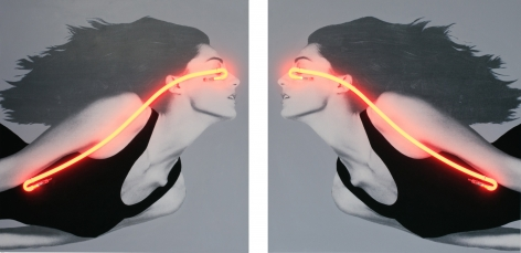 Javier Martin, Galerie LeRoyer