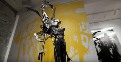 Marie-Josée Roy: Qualia. Exposition à la Galerie LeRoyer