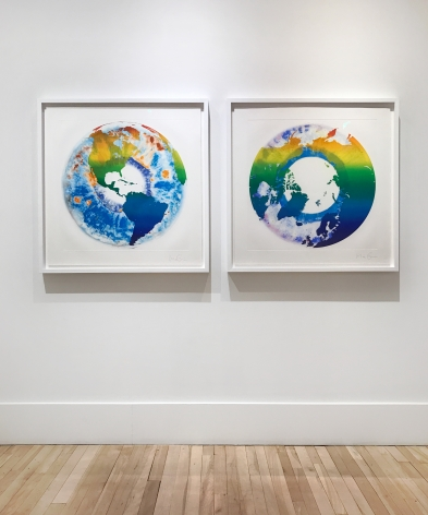 Marc Quinn, Galerie LeRoyer, Eye of History, Focus exhibit