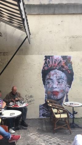 Frida Kahlo // Paris 2018