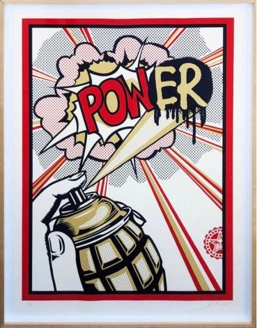 Shepard Fairey | Galerie LeRoyer