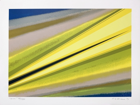 Rita Letendre | Galerie LeRoyer