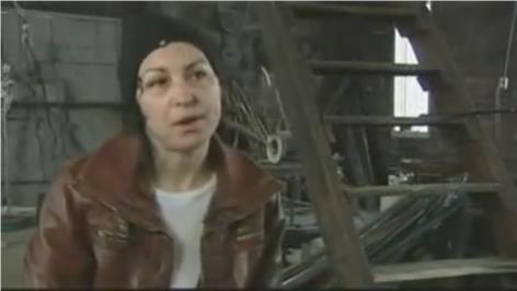 Tranche de vie : Marie-Josée Roy, une forgeronne de Trois-Rivières
