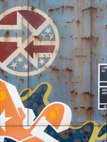 Tim Conlon, Blank Canvas no. 68 - PICKens, Galerie LeRoyer