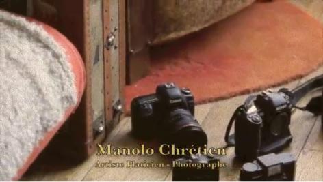 Manolo Chrétien - The Instant Painter