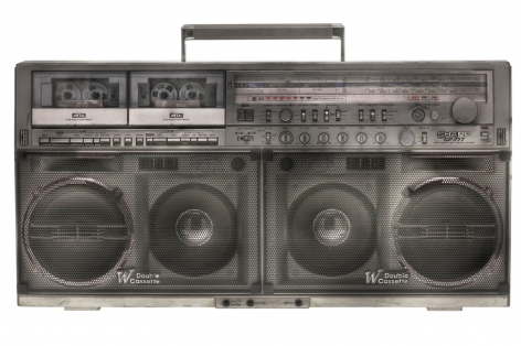 Lyle Owerko, Galerie LeRoyer, Boombox project