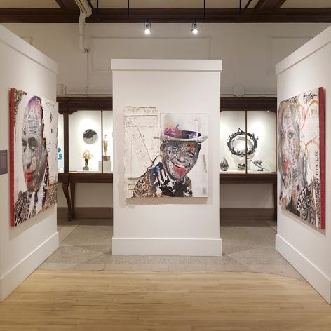 Stikki Peaches, Galerie LeRoyer, Focus