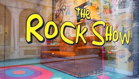 """""""The Rock Show"""" L'Exposition Solo de Rock Therrien"""