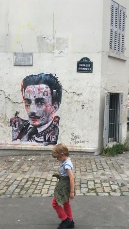 Salvador Dali // Paris 2018