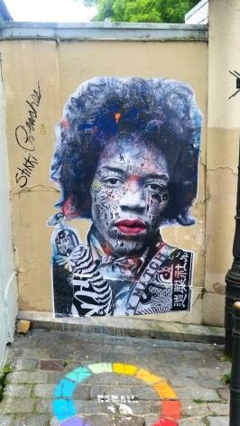 Jimi Hendrix // Paris 2018