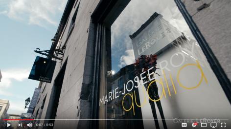 Marie-Josée Roy - Qualia - Galerie LeRoyer