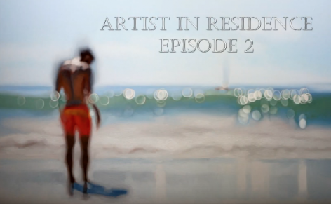 Artist in Residence, episode 2
