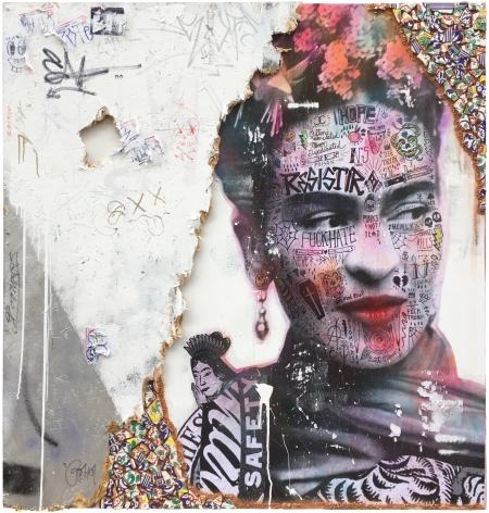 Stikki Peaches | Galerie LeRoyer