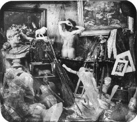 Studio de Winter, Paris, 1994