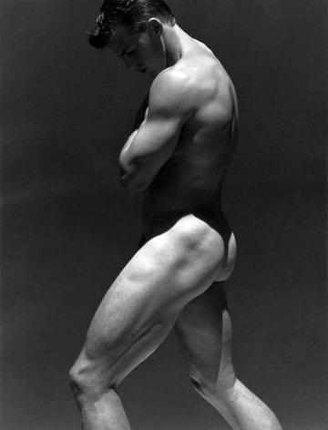 Jean Galifone IV, Miami, 1997, 14 x 11 Inches, Silver Gelatin Photograph, Edition of 5