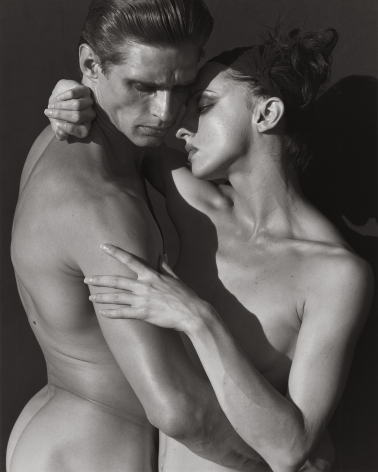 Corps et Âmes - 44, Los Angeles, 1999, 14 x 11 Inches, Silver Gelatin Photograph, Edition of 7