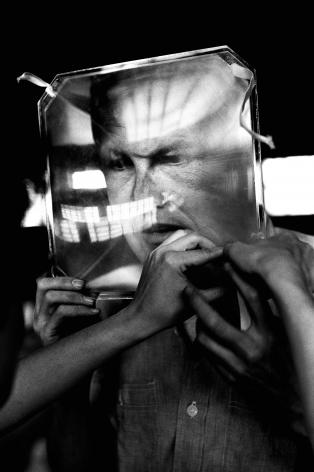 Robert Rauschenberg, Washington, 1966, Silver Gelatin Photograph