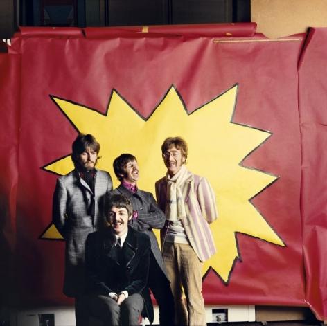 The Beatles, Abbey Road, London, 1967, C-Print
