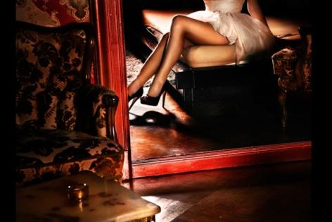 Girl in the Red Mirror, 2011, 20 x 24 Digital C-Print, Ed. 15