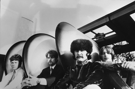 The Byrds (Later Print made in Artist's lifetime), 1965