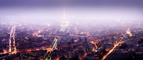ONE NIGHT IN PARIS, Archival Pigment Print