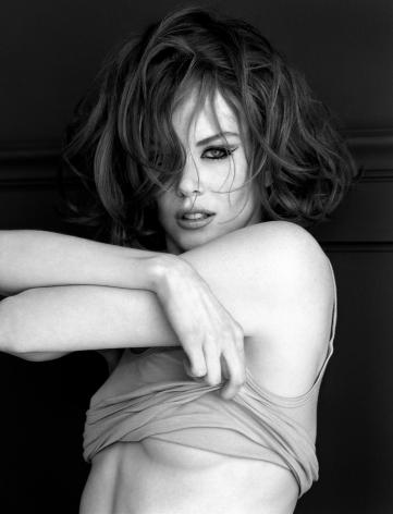 Nicole Kidman, Culver City, 1999, 20 x 16 Inches, Silver Gelatin Photograph, Edition of 25