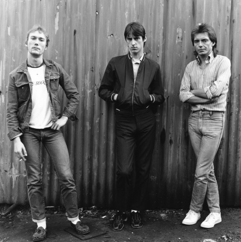 The Jam London, 1979, 20 x 16inches - Archival Pigment Print - Edition of 50