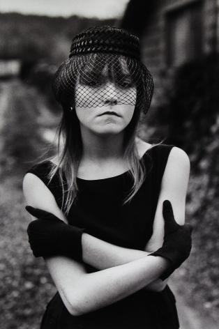 Tiny, Seattle, Washington, 1983, Silver Gelatin Photograph