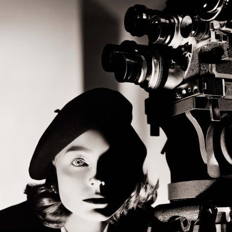 Jodie Foster, Director II, Los Angeles, 1991, Archival Pigment Print
