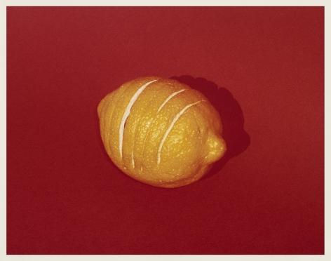 Figures, Red Lemon, 2017, C-print, Ed. 10