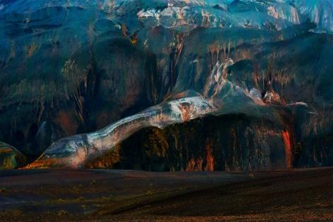Fire Falls Through the Night, Fuji Flex Crystal Archive Print, Ed. 5