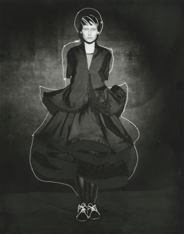 Audrey, Paris,1998, Archival Pigment Print